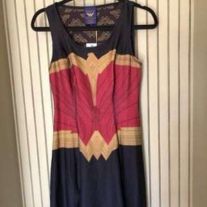 Reversible Wonder Woman Dress